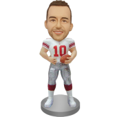 Customized American Football Bobble Head