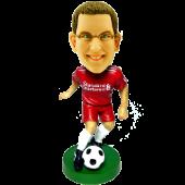 Customized Soccer Player Bobble Head