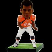 Denver Football Fan Custom Bobblehead