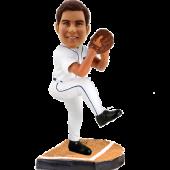 Detroit Baseball Buddy Customized Bobble Head