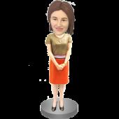 Fashion Mother Custom Bobble Head