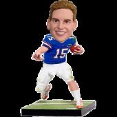 Florida College Football Buddy Custom Bobblehead