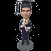 Personalized Graduation Bobblehead