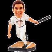 Houston Baseball Buddy Customized Bobblehead