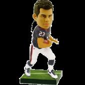 Houston Football Player Custom Bobblehead