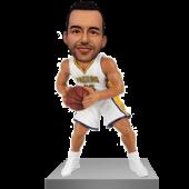 Indiana Basketball Buddy Bobble Head