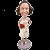 Ivory Dress Bridesmaid