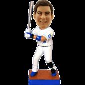 Kansas City Baseball Batter Custom Bobblehead