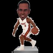 Miami Basketball Buddy Bobble Head