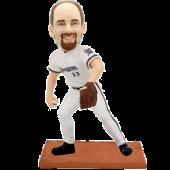 Milwaukee Baseball Custom Bobblehead