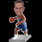 NY Basketball Buddy Bobble Head