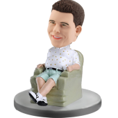 Casual Buddy Customized Bobble Head