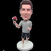 Ping Pong Player Custom Bobblehead