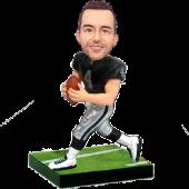 Raiders Football Buddy Custom Bobblehead