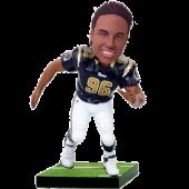 Rams Football Buddy Customized Bobblehead