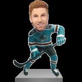 San Jose Hockey Buddy Bobble Head