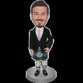 Scottish Style Groomsman