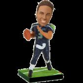 Seahawks Football Buddy Custom Bobblehead