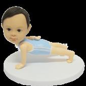 Strong Baby Custom Bobblehead