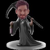 The Death  Custom Bobblehead