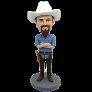 Cowboy Personalized Bobblehead