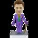 Custom Joker Bobble Head