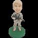 Customized Army Bobblehead With Machine Gun