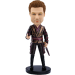 Ancient Knight Personalized Bobble Head