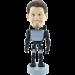 Customized Robot Bobble Head