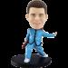 Customized Martial Arts Bobble Head