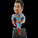 Personalized Superman Bobblehead