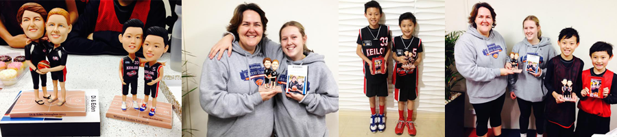 receive your bobbleheads